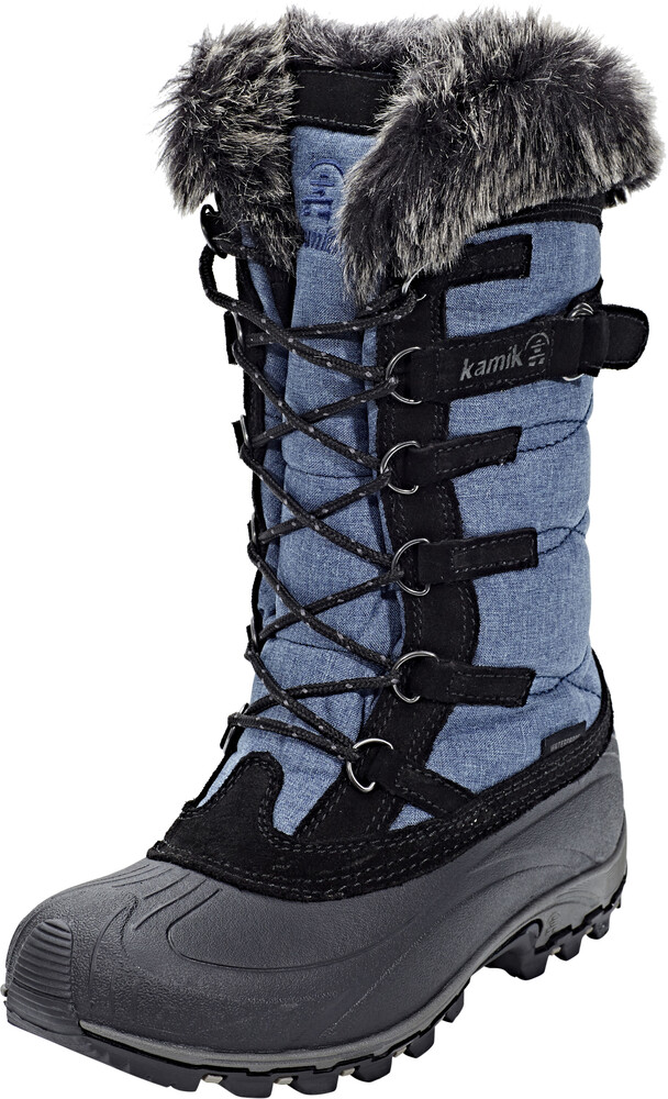 Kamik Snowvalley Winter Boots Women Jeans 38 2017 Winterstiefel